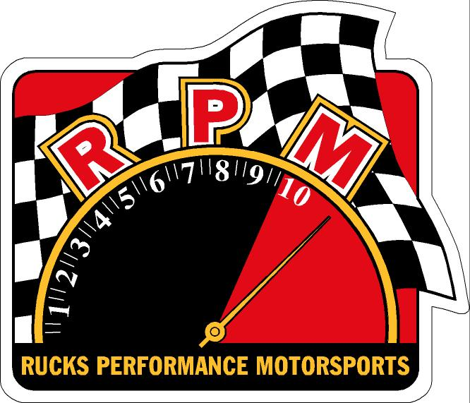 Rucks Performance Motorsports Logo