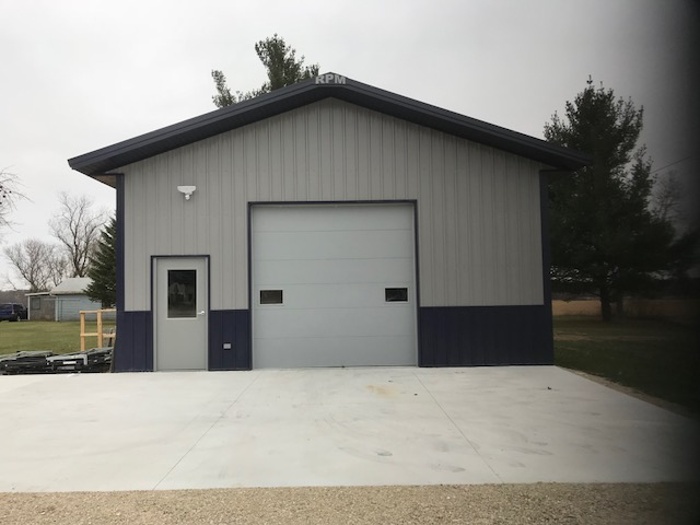Rucks Performance Motorsports warehouse expansion exterior