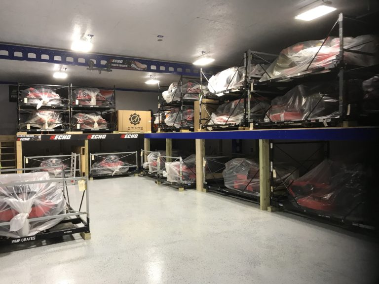 Rucks Performance Motorsports warehouse expansion snowmobiles